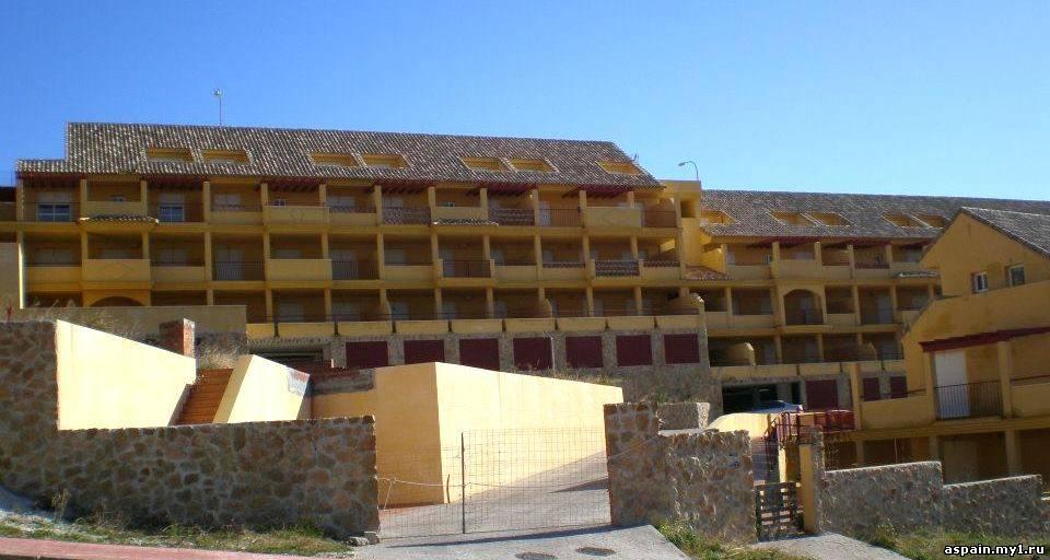 Застройщик недвижимость испания